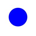 دقیق ترین رنگ های اصلی _ آبی